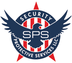 Security And Protective Services Logo